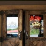 Saloon Doors 960 w