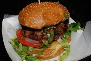 Tombstone Burger - Binions Steakhouse Restaurant - Hendersonville NC