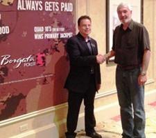 1st Place Texas Holdem Tournament-Borgata Hotel & Casino Atlantic City