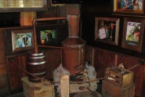 See Popcorn Sutton's Last Moonshine Still!