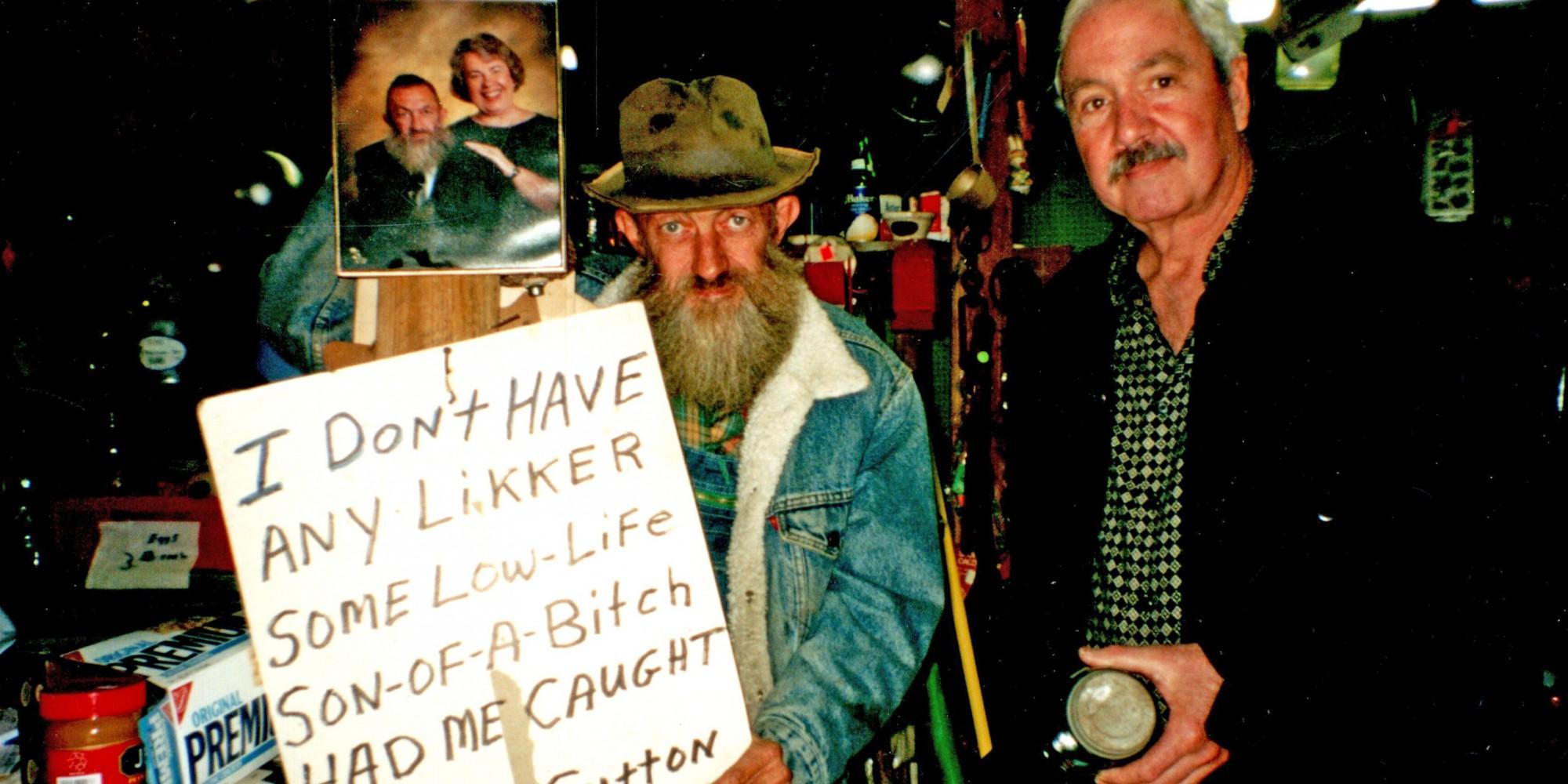 POPCORN SUTTON'S LAST STILL – 2002