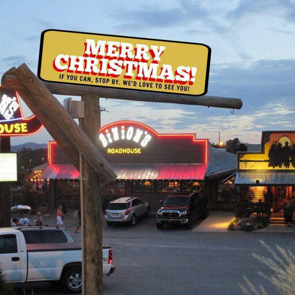 Binion's Roadhouse — Hendersonville NC Restaurant
